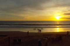 Kuta-Beach-sunset