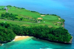 The 'local' Pecatu Championship Golf Course